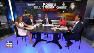 Outrage over Rosie O
