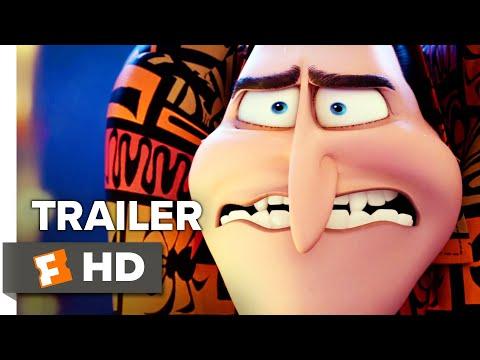 Hotel Transylvania 3: Summer Vacation Trailer #2 (2017) | Movieclips Trailers