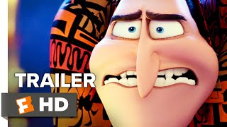 Hotel Transylvania 3: Summer Vacation Trailer #2 (2017) | Movieclips Trailers