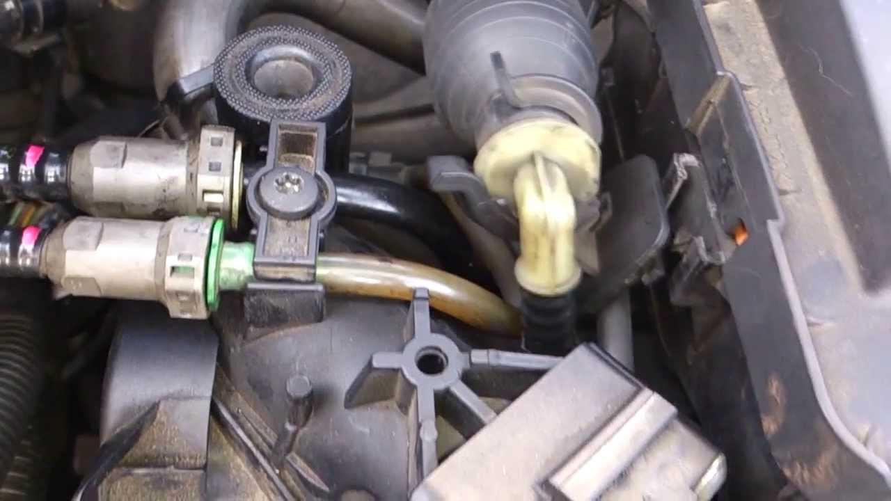 206 1.4 Hdi 70 Bruit Moteur Peugeot 206 1.4