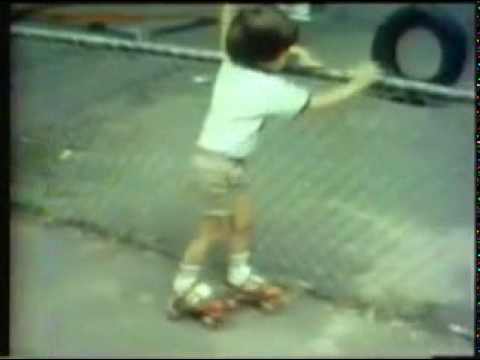 Classic Sesame Street - Kids Roller-Skating - YouTube