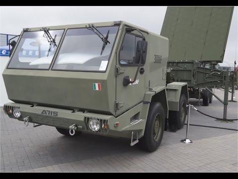 MSPO 2014 show daily news international defense industry equipment exhibition Kielce Poland Day 2