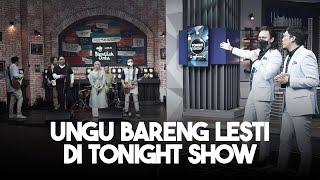 UNGU bareng LESTI lagi ke Tonight Show!
