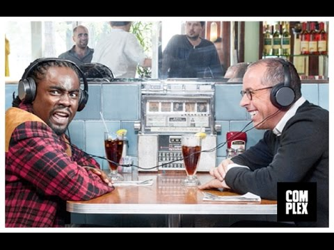 "Seinfeld & Wale Talk ""the List video"
