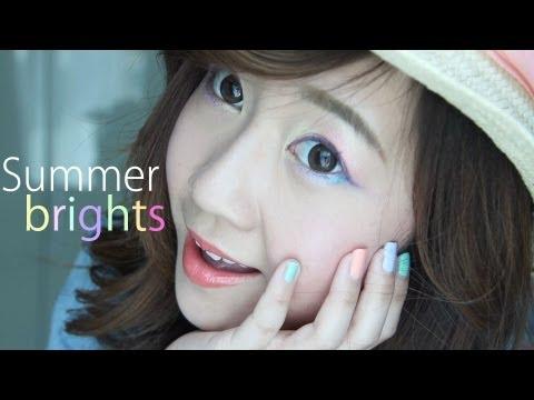Summer Brights Look