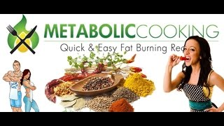 metabolic cooking cookbook - metabolic cooking recipes- free metabolic cooking recipes book