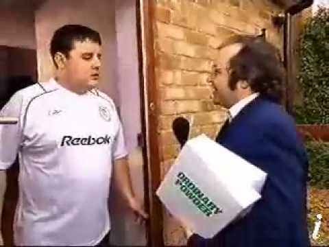 John Smiths Advert - Peter Kay Doorstep Challenge