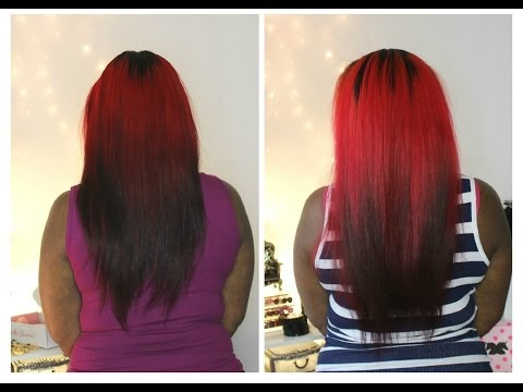 My Hairfinity experience - Month #1