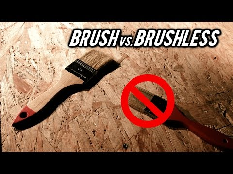 brush vs brushless - the battle with Makita