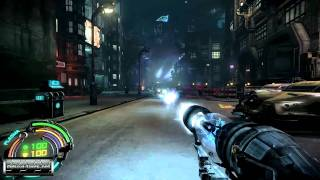 Hard Reset Video Game Gameplay (PC HD)