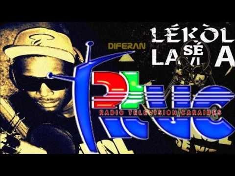 DIFERAN interview at Radio Television Caraibes RTCV 94.5 FM Haiti