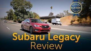 2019 Subaru Legacy - Review & Road Test