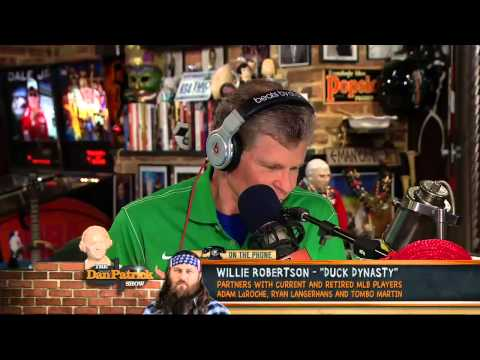 Willie Robertson on The Dan Patrick Show 5/24/13