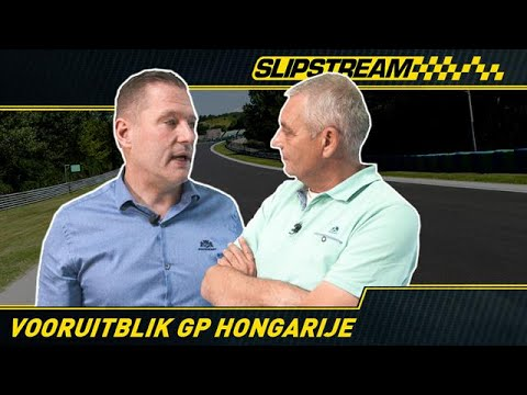 Jos Verstappen: Max zeker in de top 3 | SLIPSTREAM