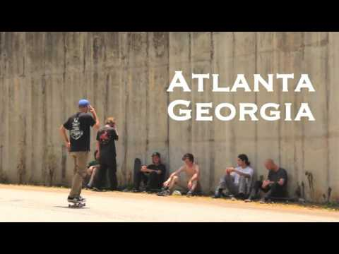 All I  Need skateboards - Atlanta 2016
