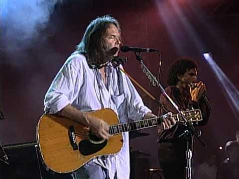 Neil Young - Sugar Mountain (Live at Farm Aid 1995)