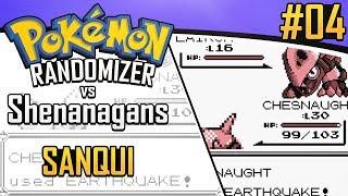 Pokemon Randomizer Sanqui vs Shenanagans #4