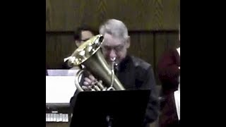 "Euphonium Solos - ""Be Thou My Vision"" and ""Praise to the Lord, the Almighty"""