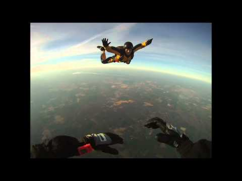 AFF Level 7 skydive at Quincy FL.wmv