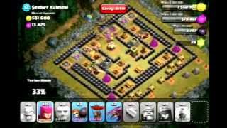 Clash of clans Sherbet Towers