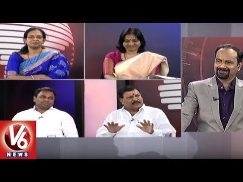Special Debate On TS Panchayat Raj Elections | Good Morning Telangana | V6 News