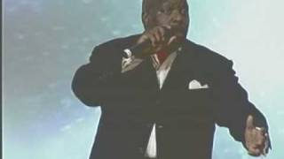 Pastor Marvin Winans Survivor Broderick Rice sings ABC's