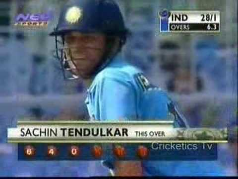 Sachin Tendulkar Vs Glenn McGrath