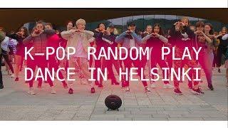 K-Pop Random Play Dance in Helsinki Finland #1