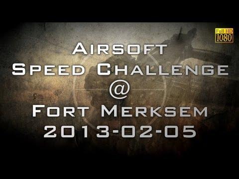 Airsoft Speed Challenge @ AAD Fort Merksem