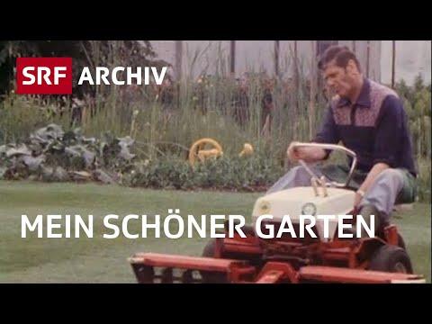 Naturgarten Oder Konventioneller Garten? (1980)