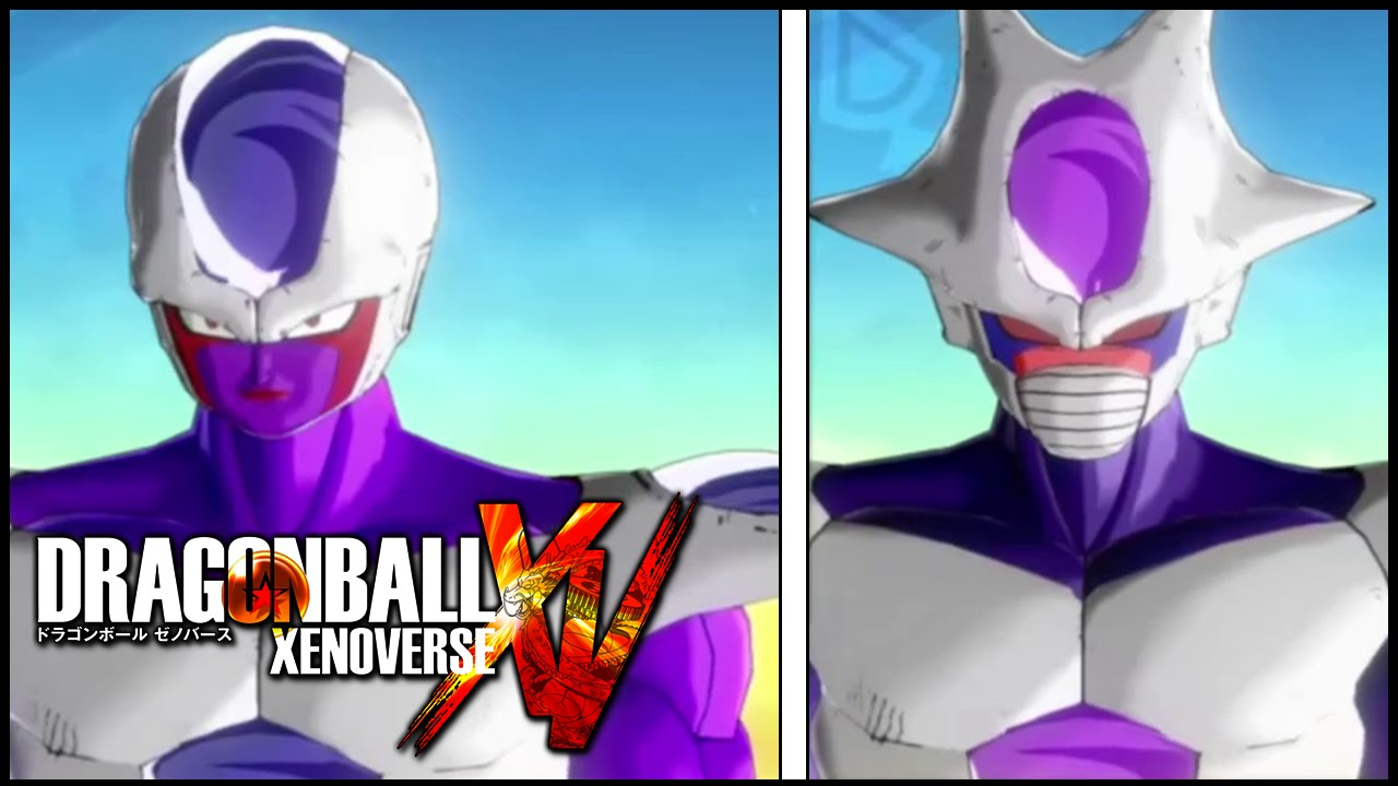 Dragon Ball Xenoverse Frieza Race Xenoverse Frieza Race