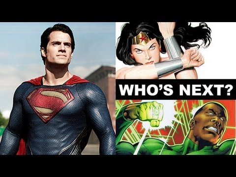 Man of Steel Sequel : Justice League, Wonder Woman, John Stewart Green Lantern - Beyond The Trailer