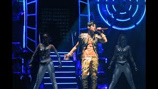 周杰倫Jay Chou《2013魔天倫演唱會OPUS JAY WORLD TOUR》1/2