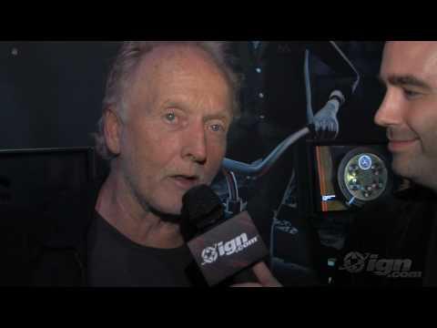 E3 2009 Saw Tobin Bell Interview