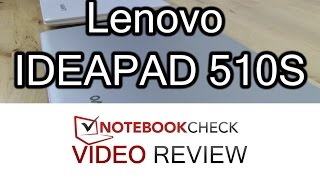 Lenovo Ideapad 510S 13 and 14 inch review and test results