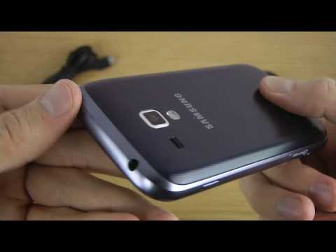 Samsung Galaxy Trend GT-S7560 - Unboxing