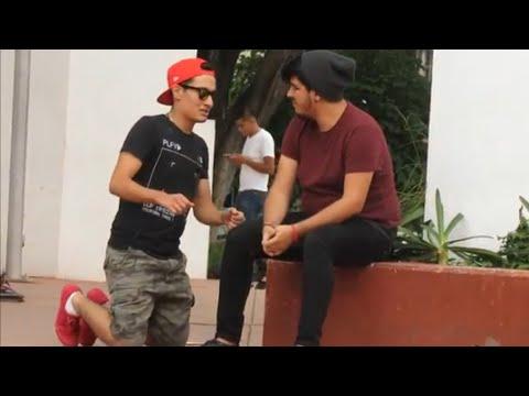 MOLESTANDO GENTE EN LA CALLE | BROMAS PESADAS | JACOB VALENCIA