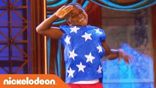 Artyon Performs 'BO$$' by Fifth Harmony | Lip Sync Battle Shorties | Nick