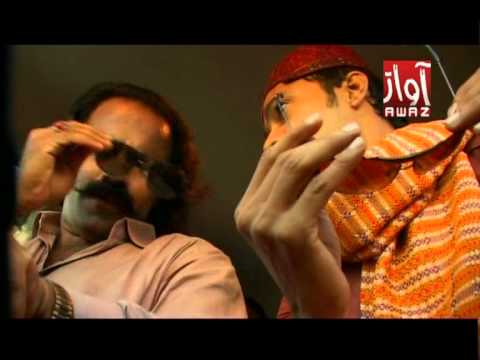 Dadho tha peo peo by Asif Siyal AWAZ TV.mpg