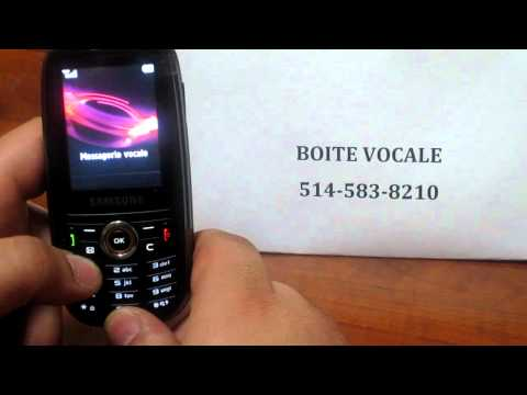 Boite vocale free iphone