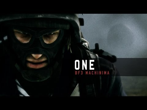 One - Battlefield 3 Machinima video