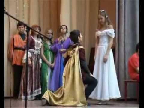 """В школе 799 """"Ромео и Джульетта"""".avi"""