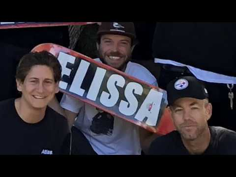 Baker Skateboards Surprises Elissa Steamer
