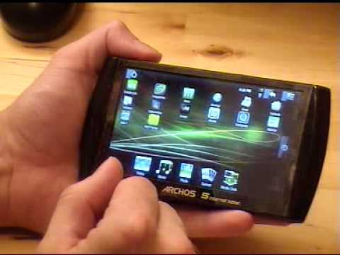 Archos 5 Android Tablet. Live Carrypad.com Vodcast. Q&A (65 minutes)