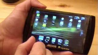 Archos 5 Android Tablet. Live Carrypad.com Vodcast, Q&A (65 minutes)