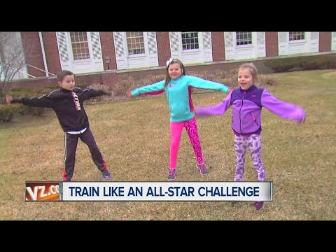 Train Like An All-Star
