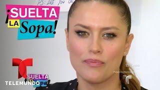 Lola Ponce habla de su amor por Aarón Díaz | Suelta La Sopa | Entretenimiento