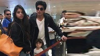 Shah Rukh Khan detained once again at American airport