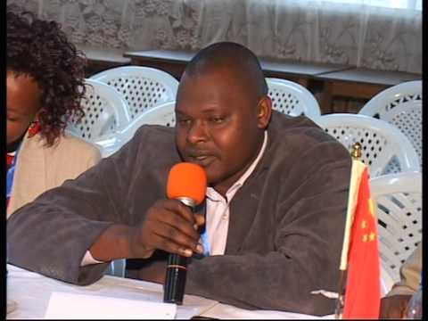 Bilateral Talks Between Kenya and People Republic of China, 18th June 2012 Part 4
