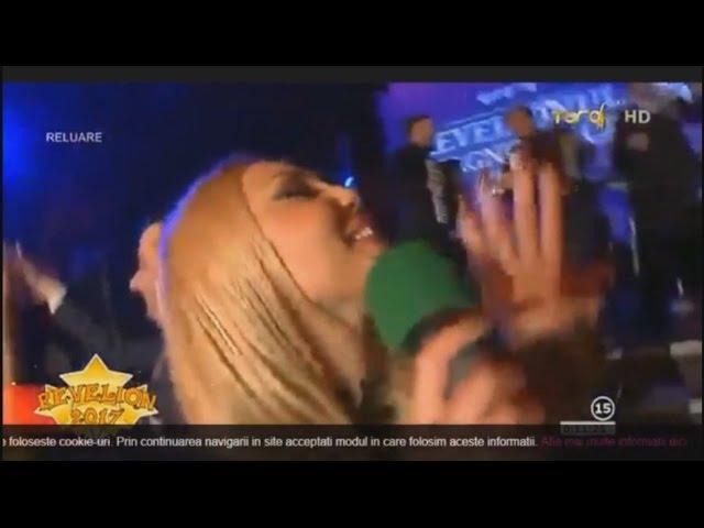 DENISA - RAZNA RAZNA (REVELION TARAF TV 2017) varianta solo